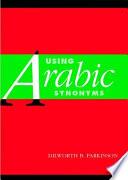 Using Arabic Synonyms