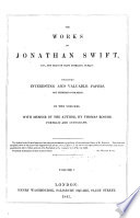 The Works of Jonathan Swift     Book