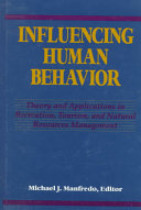 Influencing Human Behavior