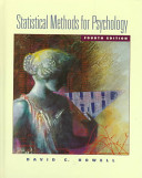 Statistical Methods for Psychology With Infotrac Book