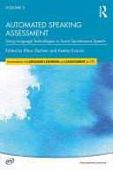Automated Speaking Assessment [Pdf/ePub] eBook