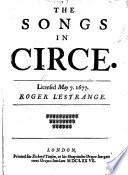 The Songs in Circe