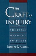 The Craft of Inquiry