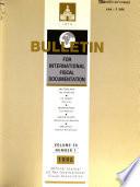 Bulletin de Documentation Fiscale Internationale  , Band 50