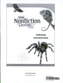 TIME For Kids Nonfiction Readers  Challenging Assessment Book