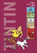 The Adventures of Tintin  Volume 1