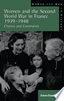 Women and the Second World War in France  1939 1948 Book