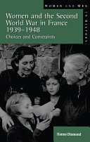 Pdf Women and the Second World War in France, 1939-1948 Telecharger