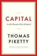 Capital in the Twenty First Century Book PDF