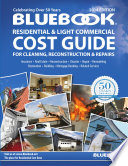 The 2014 Bluebook Cost Guide