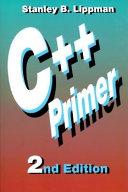 C ++ (plus Plus) Primer