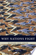 Why Nations Fight