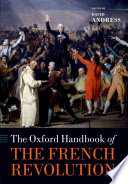The Oxford Handbook Of The French Revolution