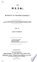 The Olio, Or, Museum of Entertainment