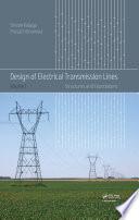 Design of Electrical Transmission Lines