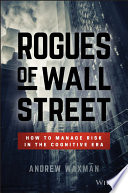 Rogues of Wall Street Book