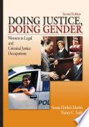 Doing Justice Doing Gender