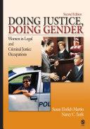 Doing Justice, Doing Gender Pdf/ePub eBook