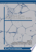 Recent Trends in Mass Transport in Solids and Liquids