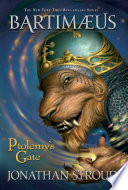 Ptolemy's Gate: A Bartimaeus Novel Jonathan Stroud Cover
