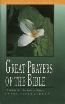 Great Prayers of the Bible Book PDF