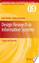 Design Research In Information Systems Book PDF