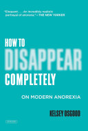 How to Disappear Completely Book
