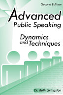 Advanced Public Speaking