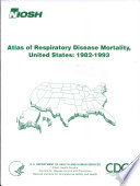 Atlas Of Respiratory Disease Mortality Book PDF