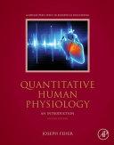 Quantitative Human Physiology Pdf/ePub eBook