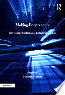 Making Ecopreneurs