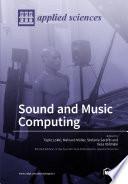 Sound and Music Computing