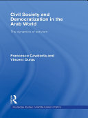 Civil Society and Democratization in the Arab World