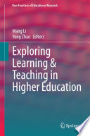 Exploring Learning   Teaching in Higher Education