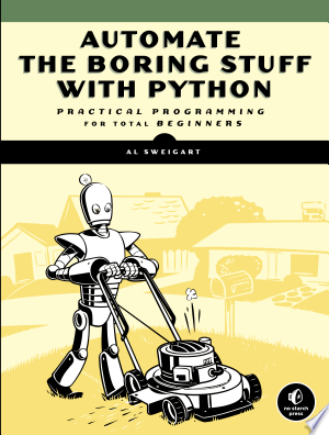 Download Automate the Boring Stuff with Python Free Books - Dlebooks.net