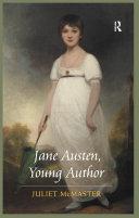 Jane Austen  Young Author