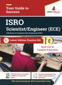 Isro Ece Electronics Communication Scientist Engineer 10 Mock Test Book PDF