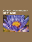 German Fantasy Novels