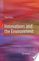 Innovations and the Environment Book