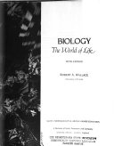 Cover of Biology, the World of Life