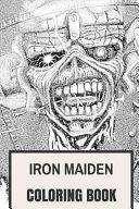 Iron Maiden Coloring Book