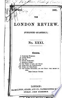The London Quarterly and Holborn Review Book