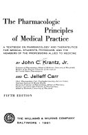 The Pharmacologic Principles of Medical Practice