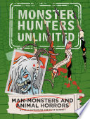 Man Monsters and Animal Horrors  3