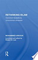 Rethinking Islam