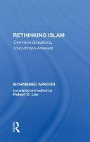 Pdf Rethinking Islam Telecharger