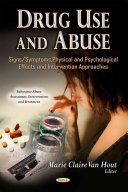 Drug Use and Abuse Book