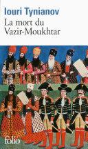 Pdf La mort du Vazir-Moukhtar