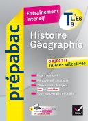 Pdf Histoire-Géographie Tle L, ES, S - Prépabac Entraînement intensif Telecharger