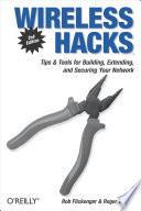 Wireless Hacks Book